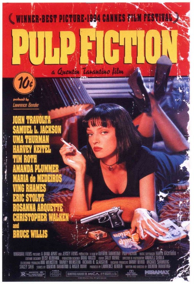 Pulp Fiction (1994) 1