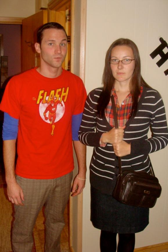 Sheldon Halloween Costume