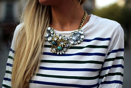 TshirtsNecklaces