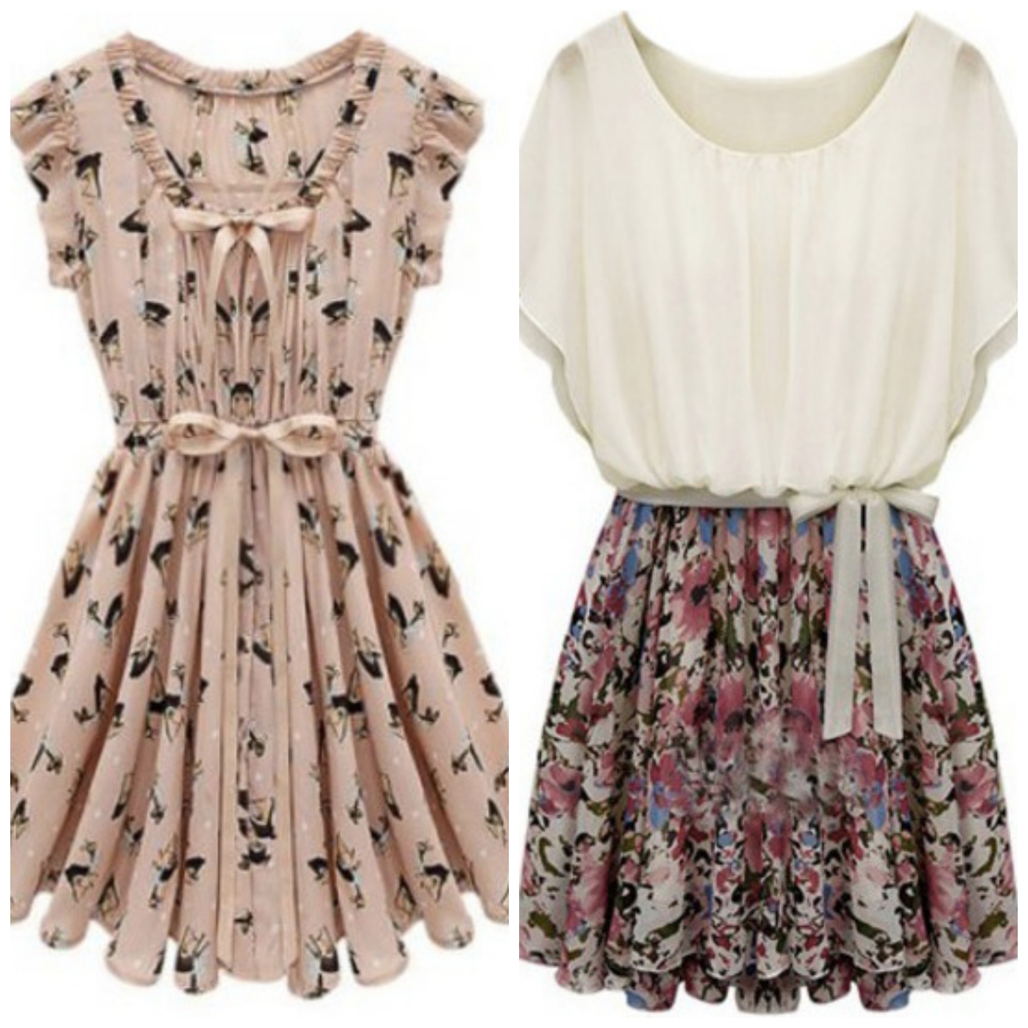 Vestidos lindos na loja Sheinside
