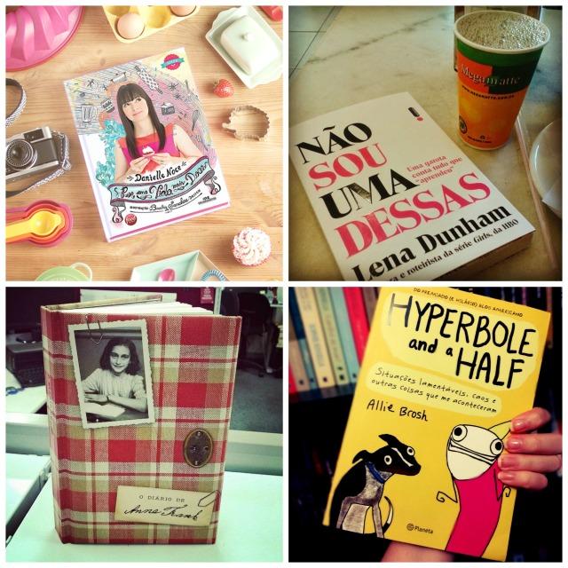 livros que quero